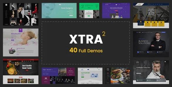 XTRA v4.2.1 – Multipurpose WP Theme