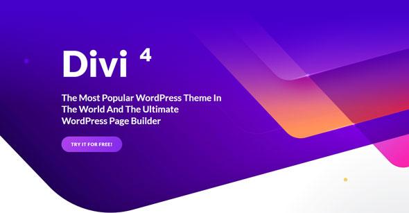 Divi v4.9.5 + Divi Builder v4.9.5